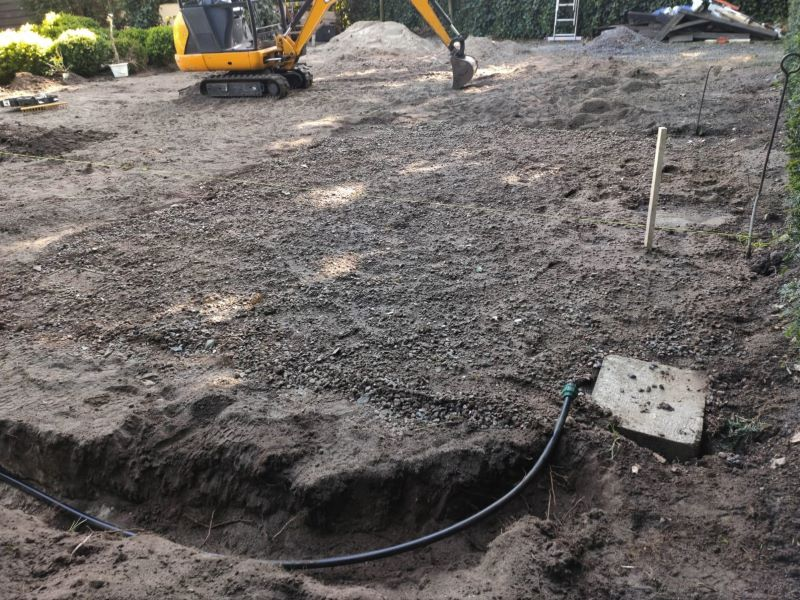 Sproei-installatie-aanleggen-tuin-graven